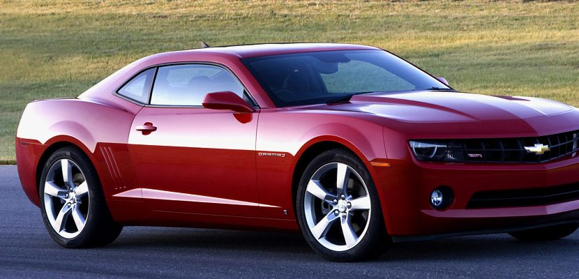 Chevy Camaro Title Loans