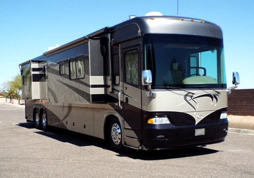 RV and Motorhome Title Loans