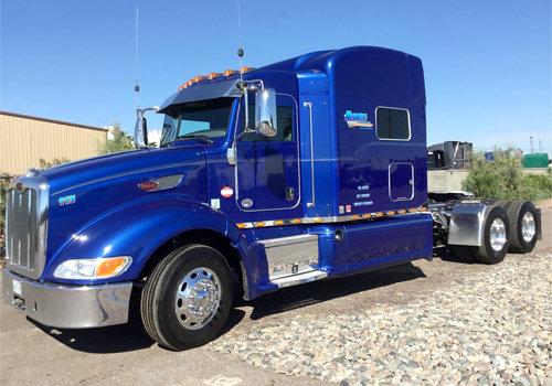 Semi Truck Title Loans Sacramento
